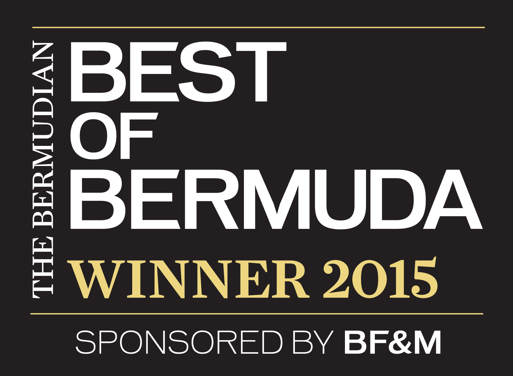 Best of Bermuda 2015 winner for Best Gas Station